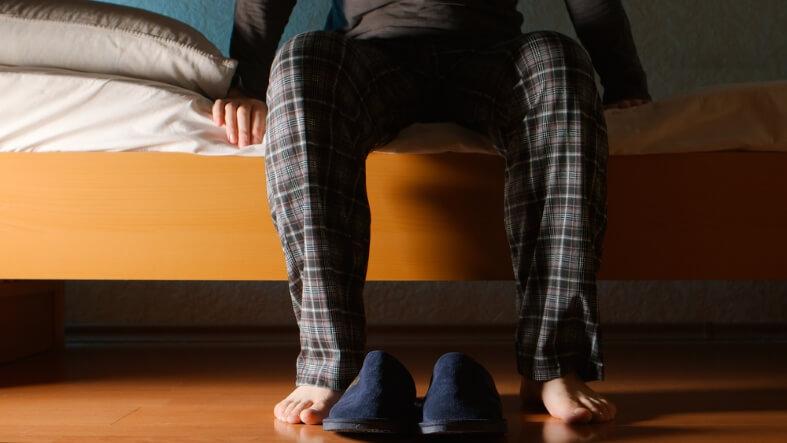 Prostataerkrankungen – Symptome