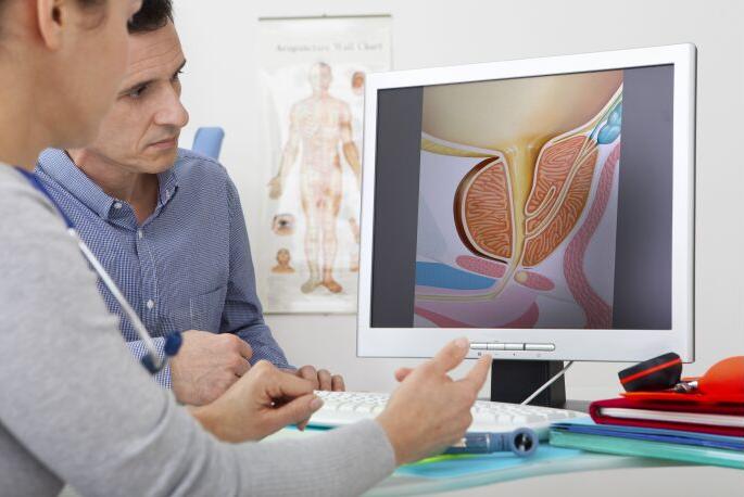 Behandlungsmöglichkeiten für Prostata-Krankheit